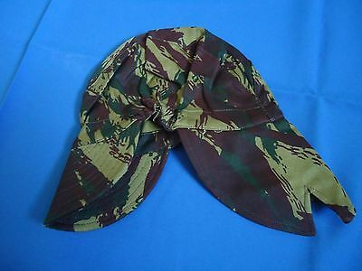 Portugal Portuguese Africa War Marines Military Camouflage Camo Combat Cap 57-60