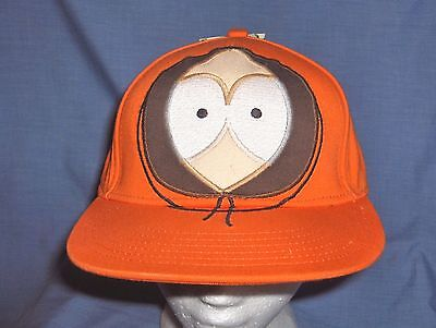 #827N - South Park Hat, Cap - Omg They Killed Kenny! - Size 7??? - New!