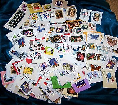 Lot Of 300 Mixed Precancels Stamps United States Used Stamps