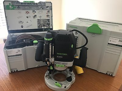 Festool OF 2200 EB set GB
