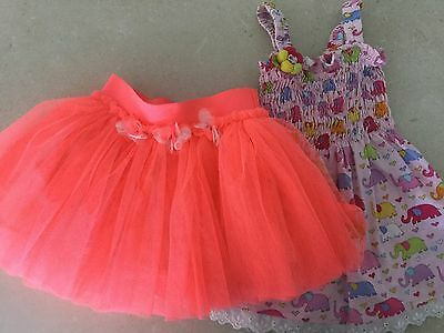 Baby Girl Clothes Size 00 (3-6 months) As new