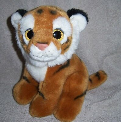 """Ty Beanie Boo Boo's Baby Pouncer Bengal Tiger 10"""" - 2011"""