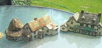 Tey Pottery Rupert Brookes Cottage And Bridge Inn Acle