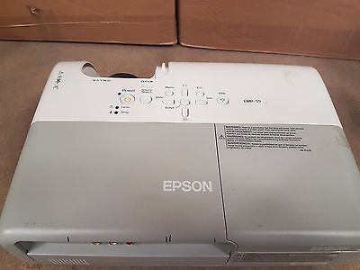 Epson EMP-S5 LCD Projector | Working