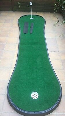 putting green golf training tool, come nuovo