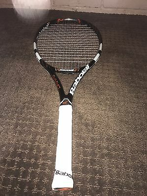Babolat Pure Drive Play NEW 2014 Old Stock Final Press-Grip2-Cover&USB