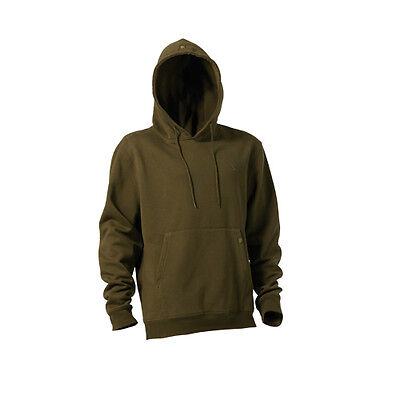 Trakker Olive Green Elite Hoody Fishing Sweater Jumper SALE *All Sizes