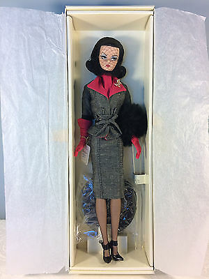 2005 Muffy Roberts Barbie Doll - BFMC Exclusive Gold Label Silkstone