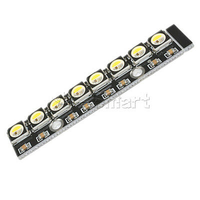 24-Bits 5050 SK6812 RGBW Full Color Ring LEDs with Integrated Drivers 4500K MO