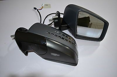 Mercedes W164, X164 ML, GL CLASS AMG LED Exterior Mirror FACELIFT PAIR NEW