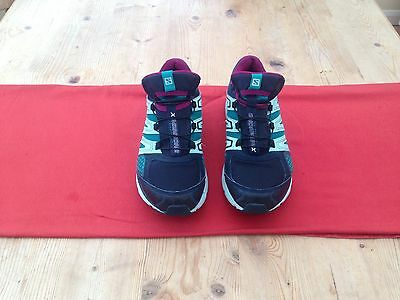Salomon XMission2 Running Shoes Size 8 Great Condition