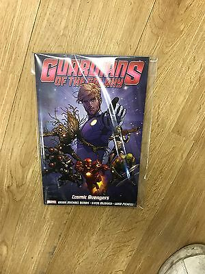 Guardians of the Galaxy - Cosmic Avengers - Brand New Graphic Novel