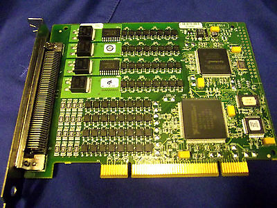 National Instruments NI DAQ PCI 6514 64 CH Digital I/O Card