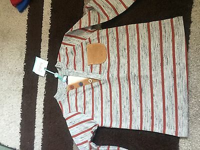 Boys Long Sleeve Top 6-9 Months