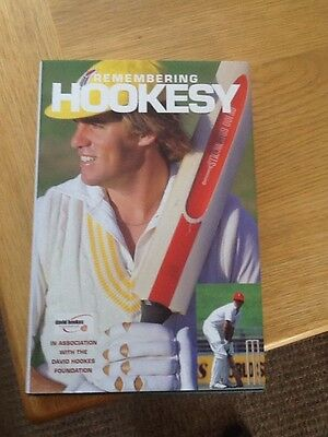 Remembering Hookesy  - Pulished In Australia 2004 - Lovely Book