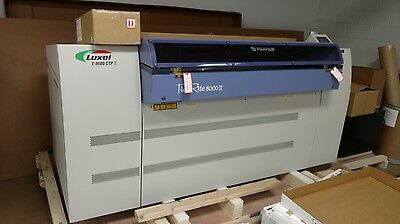 """2006 Screen PT-R 8000II High Speed (32 laser diodes) 40"""" Thermal platesetter"""