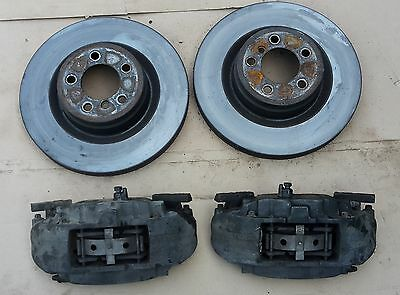 Range Rover L322 Set of Front Brake Calipers 4 POT BREMBO with Discs 360mm