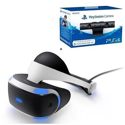 PlayStation VR + Camera - PS4 - FR - Comme neuf