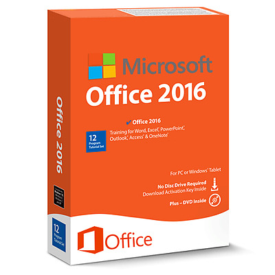 Microsoft Office 2016 for Mac/Windows up to 5 Devices!