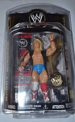 Wwe Jakks Barry Windham Classic Superstars 11 Wrestling Figure