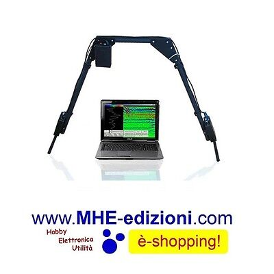 GPR Professional Georadar EASYRAD - Ground Penetrating Radar - da 0 a 20 metri