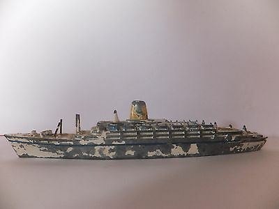 Mercury diecast toy ship - No.453 - FEDERICO - made in Italy