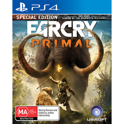 Far Cry Primal - Special Edition - PlayStation 4 - BRAND NEW