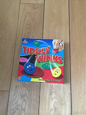 Tiddly Winks Game