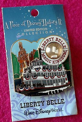 Disney Piece of Disney History EMPRESS LILLY  pin