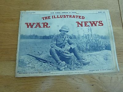 Ww1 1915 June Illustrated War News Original - Gallipoli