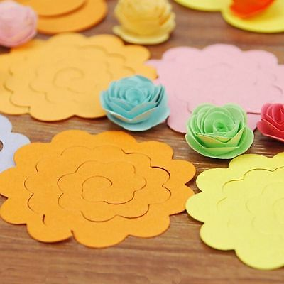 Clipbook Scrapbooking Kit Mould Quilling Rolling DIY Tools Paper Crafts