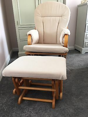 Nursery Glider Chair Rocker