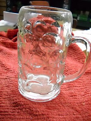 "Heavy Beer Mug - Styria Collection - 8"" tall"