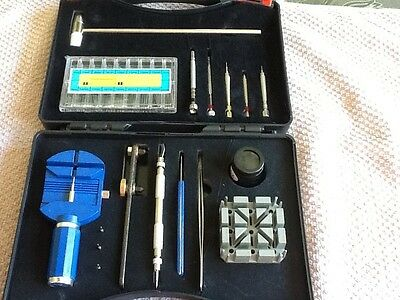watch repair kit in case