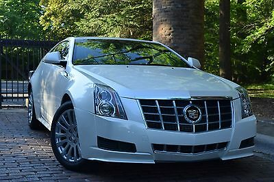 2013 Cadillac CTS COUPE BASE 25K MILES/LEATHER/BLUETOOTH 2013 Cadillac CTS Coupe 2-Door Base Model 3.6L / NO RESERVE!