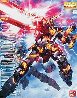 NEW Bandai Gundam 1/100 MG Unicorn Gundam 2 Banshee 175316