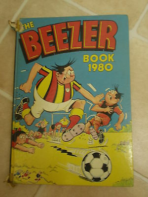 Vintage/ Collectable - 'The Beezer Book 1980 '