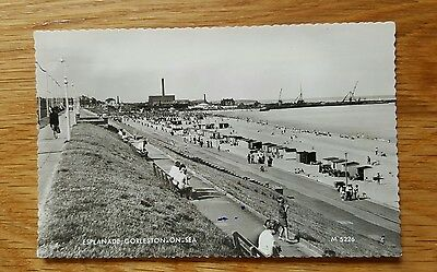 Vintage Photo Postcard of the Esplanade Gorleston on Sea Norfolk