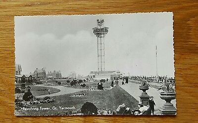 Photo Postcard of the Revolving Tower Great Yarmouth Norfolk