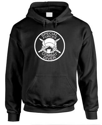 Special Forces Combat Diver - Unisex Pullover Hoodie