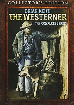 Westerner: The Complete Series Movie, DVD, Factory Sealed, New, Free Shipping