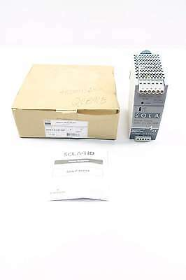 New Egs Sdn 2.5-24-100P Sola/hevi-Duty 230V-Ac 24V-Dc 2.5A Power Supply D565046