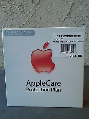 Applecare Protection Plan for Macbook Pro/powerBook With Apple Display