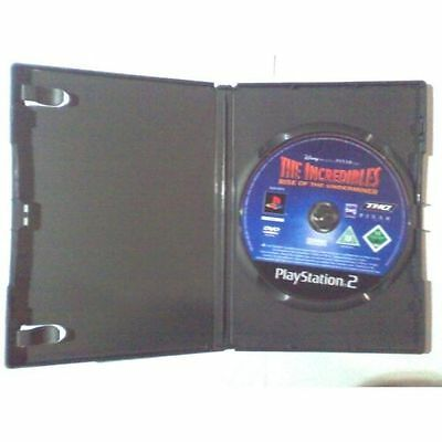 (DISC ONLY) The Incredibles - PS2 Playstation 2 - (DISC ONLY)