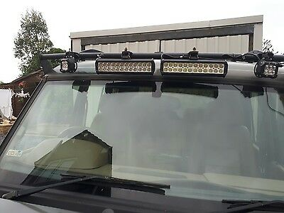 discovery 1 and 2 led light bar
