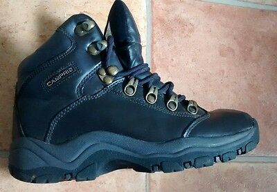 Campri leather hiking boots size 3
