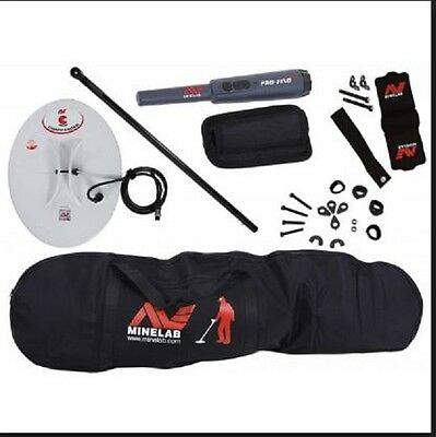 Minelab GPX5000 ProPack  Accessory     (GPX 5000 detector NOT included)