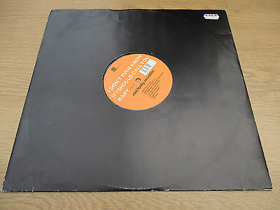 """Soul Family Sensation – I Don't Even Know If I Should Call You Baby Vinyl 12"""""""
