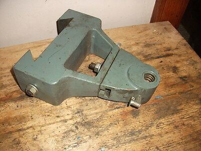 Horizontal Mill Bridgeport Arbor Support For Right Angle Attachment