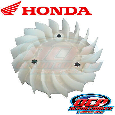 New Genuine Honda 2004 - 2009 Ruckus Nps50S Nps 50 S Oem Radiator Cooling Fan